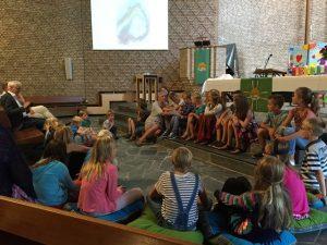 Kerk In Elke Maat Kinderviering