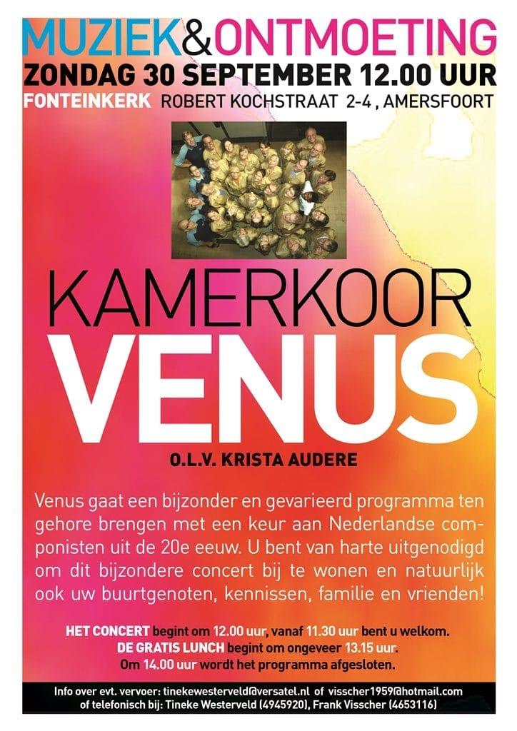 Kamerkoor Venus