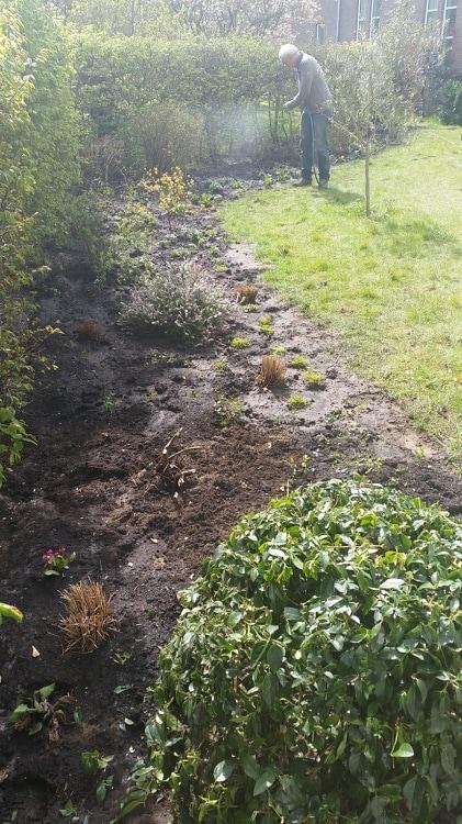 tuin van zuid